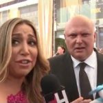 Red Carpet interviewer does not know who Conleth Hill is (Varys on Game of Thrones)