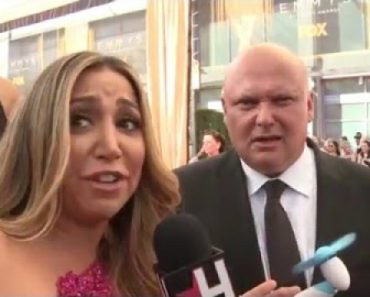 Red Carpet interviewer doesn't know who Conleth Hill is (Varys on Game of Thrones)