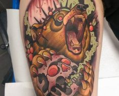 The Bear King by Matt Curzon of Empire, Melbourne, Australia – Guestspot at Lifestyle, Stockholm, Sweden.