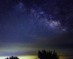 The Milky Way last night over Lampasas, TX [OC]