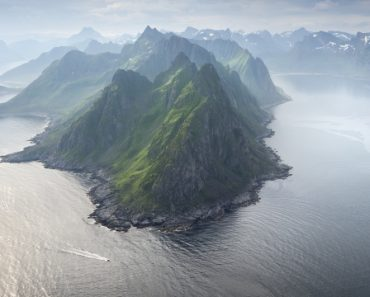 Claws of the Dragon, Norway