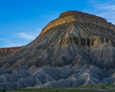 Large Butte, Grand Junction, Colorado