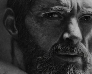 Logan, Graphite Pencil, 9″x12″