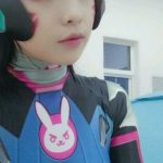 D.va cosplay