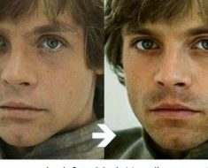 The Winter Soldier is the perfect casting for young Luke Skywalker