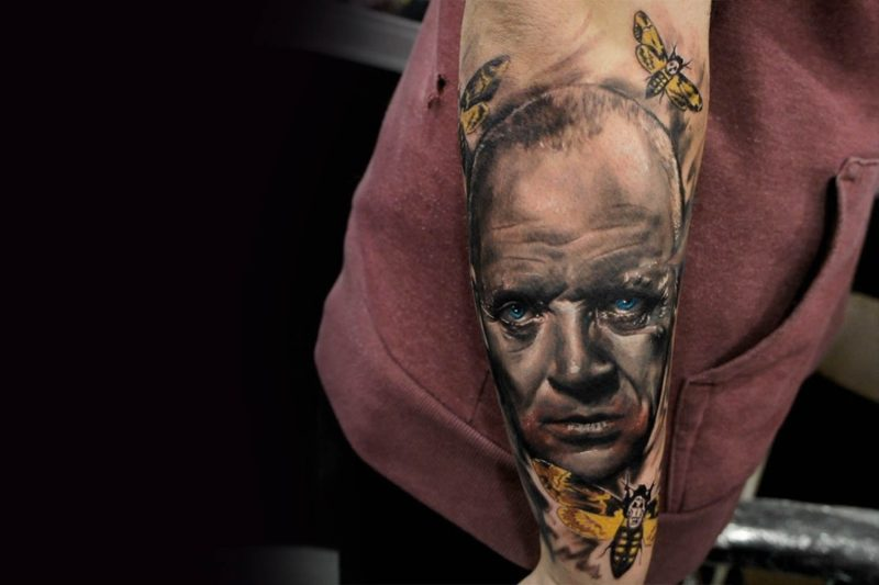Silence-of-the-Lambs-hannibal-lecter-tattoo