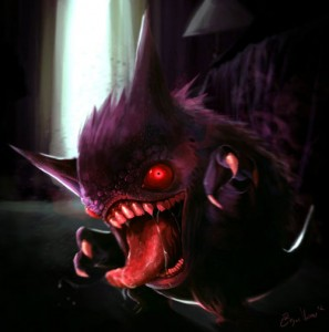 gengar by warnerator