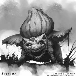 scary-pokemon-Ivysaur